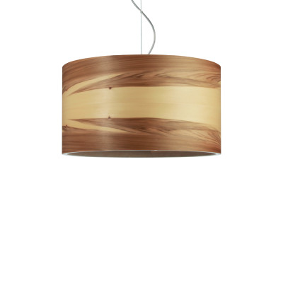 Funk 40/22P Pendant Light Satin Walnut