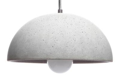 Globus 280 Concrete Pendant Light 100 cm Cable Lenght
