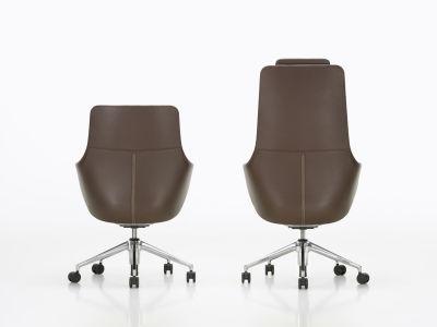 Grand Executive Highback, Leather Standard