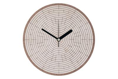 Grow Wall Clock Small