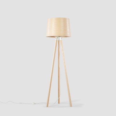 Helix Floor Lamp Ash