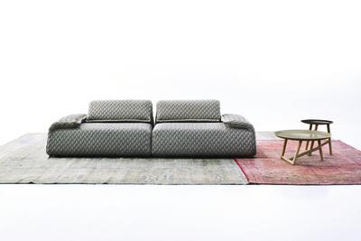 Highlands 3 Seater Sofa A4500 - Art.48045 - 206 beige
