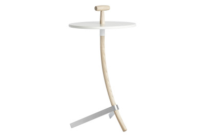 Hilt Handled Side Table