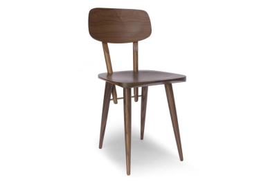 Holton Dining Chair Walnut