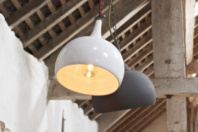I/0 Pendant Light White