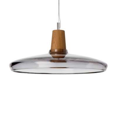 Industrial 36/08P Pendant Light Anthracite