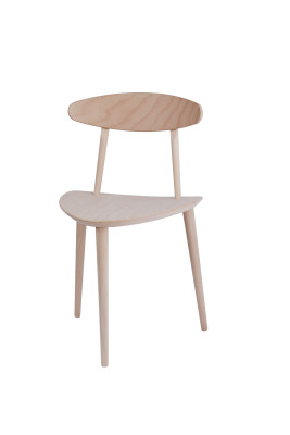 J107 Dining Chair Natural