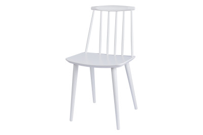 J77 Chair White