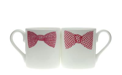 John Patrick Bow Tie Mug