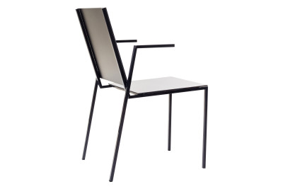 Kiila Sn Stacking Chair Black