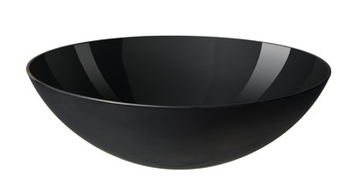 Krenit Salad Bowl black