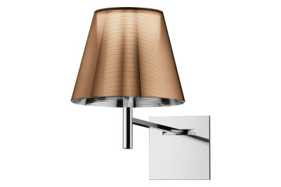 KTribe W Wall Light Aluminized Bronze