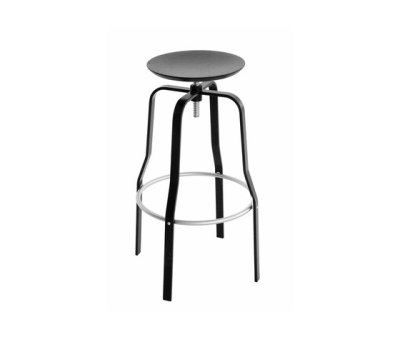 Lapalma Giro Bar Stool by Fabio Bortolani
