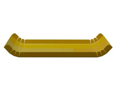 Lasa Tray Yellow
