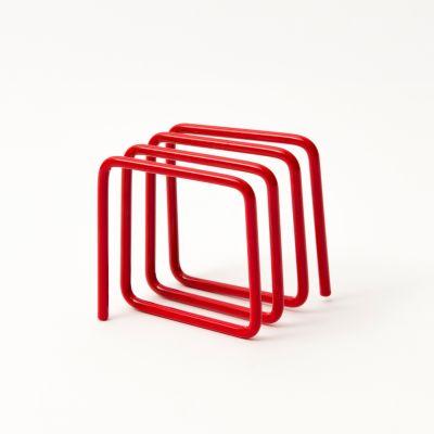 Letter Rack Red