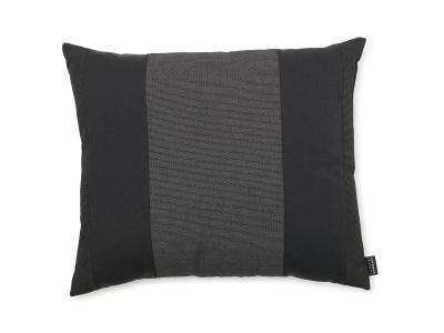 Line Cushion Dark Grey, Large