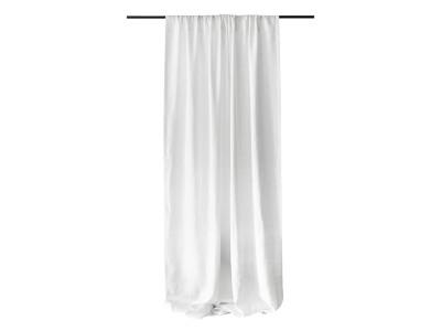 Linen curtain Rod pocket 163cm or longer
