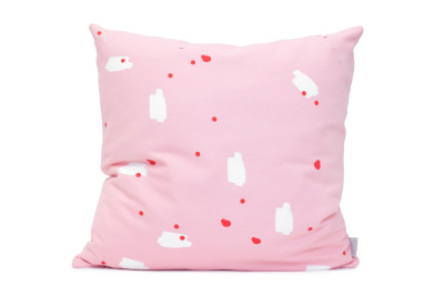 Lommer Cushion Cover Pink