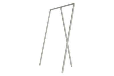 Loop Stand Wardrobe Grey