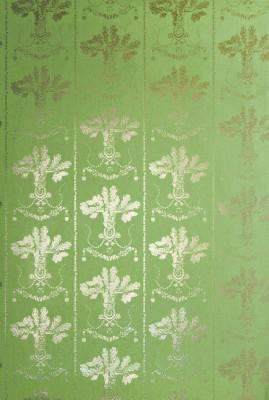 Lucky Charms Wallpaper Georgian Green