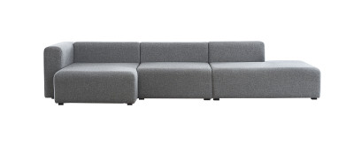 Mags Narrow Modular Seating Element 1062 - Left Steelcut Trio 2 105
