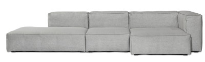 Mags Soft Lounge Modular Seating Element S9301 - Left Divina Melange 2 120