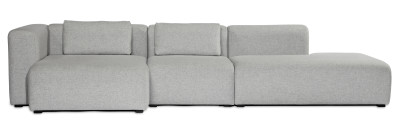 Mags Soft Narrow Modular Seating Element S1062 - Left Steelcut Trio 2 105