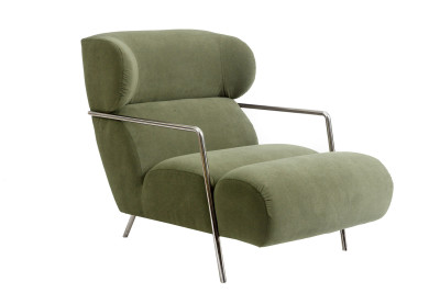 Mama Chair Metal, Olive Green