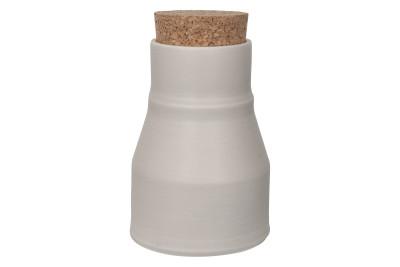 Mancho Vase Grey