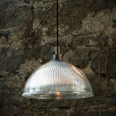 Maris Pendant Light Antique Silver
