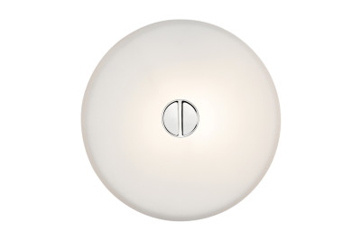 Mini Button Wall Light Polycarbonate