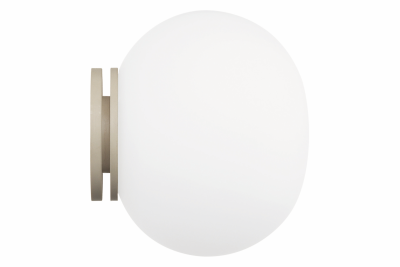 Mini Glo-Ball C/W Wall Light Mirror Mounted
