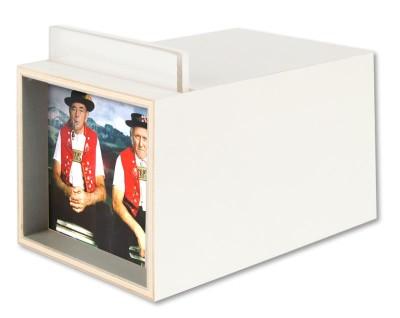 Minikomat Lightbox White
