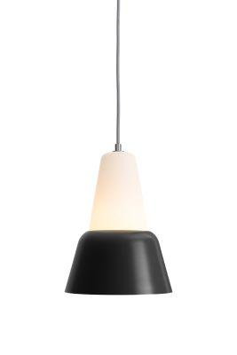 MODU | Pendant Light Large | Glass & Black