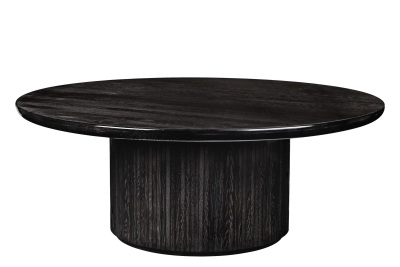 Moon Round Coffee Table Ø 45 x 120