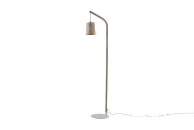 Mullion Floor Lamp Oak
