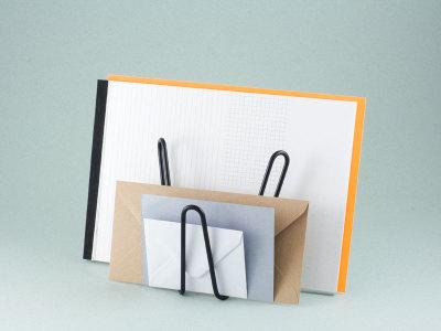 Mww Letter/Document Holder Black