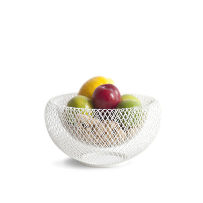 Nest Bowl 20cm White