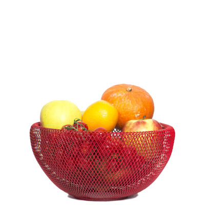 Nest Bowl 30cm Red
