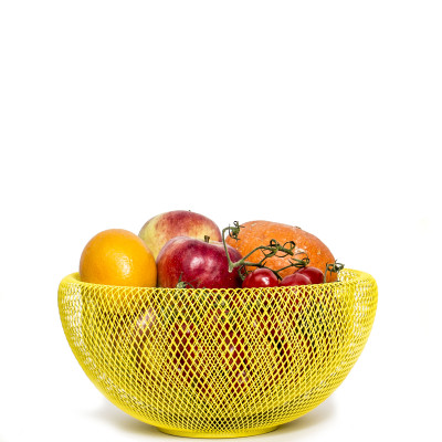 Nest Bowl 30cm Yellow