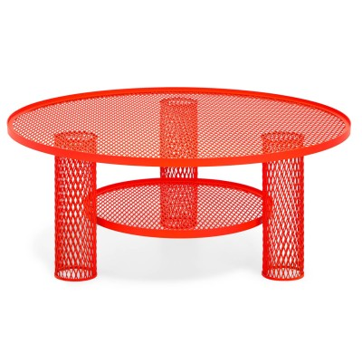 Net Coffee Table White