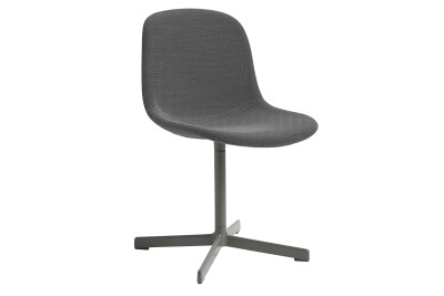 Neu10 Upholstered Chair, Grey Base Remix 2 113