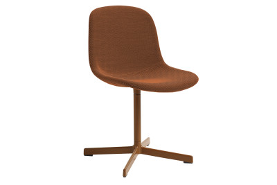 Neu10 Upholstered Chair, Orange Base Remix 2 113