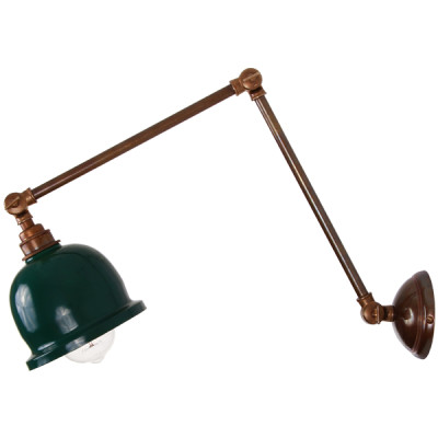 Nico Adjustable Poster Light Bronze
