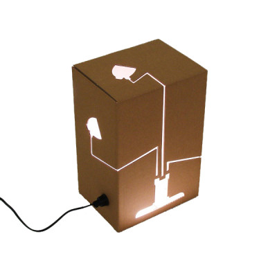 Not a Lamp Table Lamp