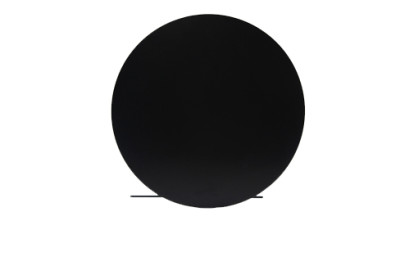 Od Table Light 18, Black, Euro 2 Pin