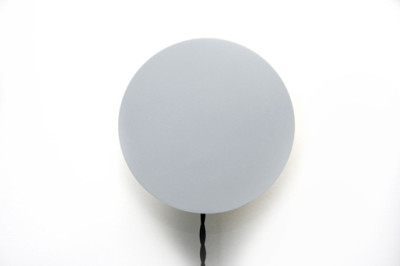 Od Wall Light  18, White, UK Plug