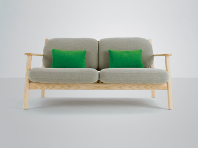 Oscar 2 Seater Sofa