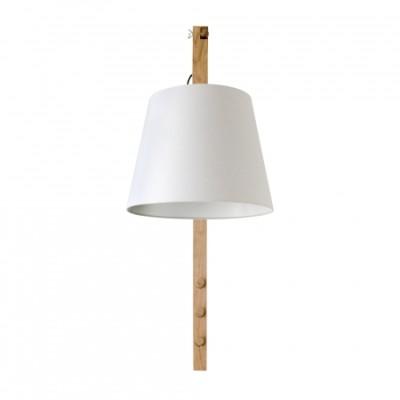 Oud M Wall Light White