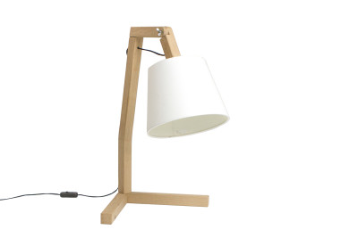 Oud S Table Lamp White